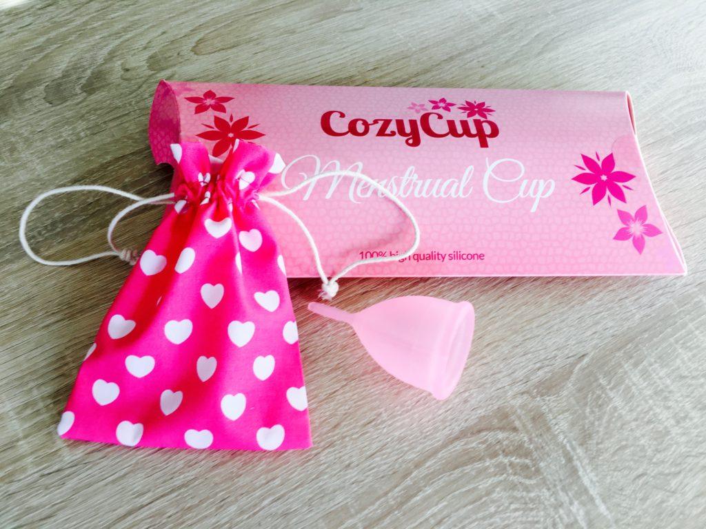Menstruationstasse Cozy Cup im Test